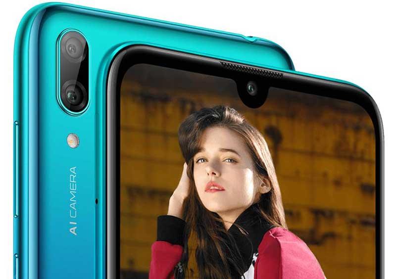 Y7 Pro 2019 دستپخت ارزانقیمت جدید هواوی