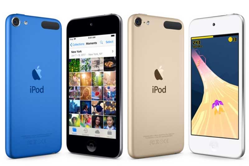 اپل، iPod تاچ جدید نسل هفتم را به بازار عرضه میکند؟