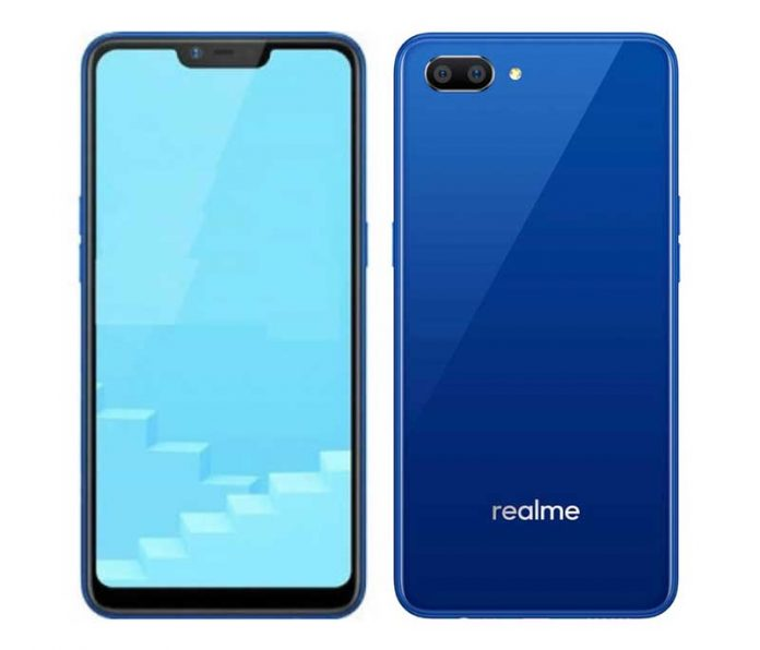 Realme C1 2019 رو بیشتر، حافظه بیشتر، 105 دلار!