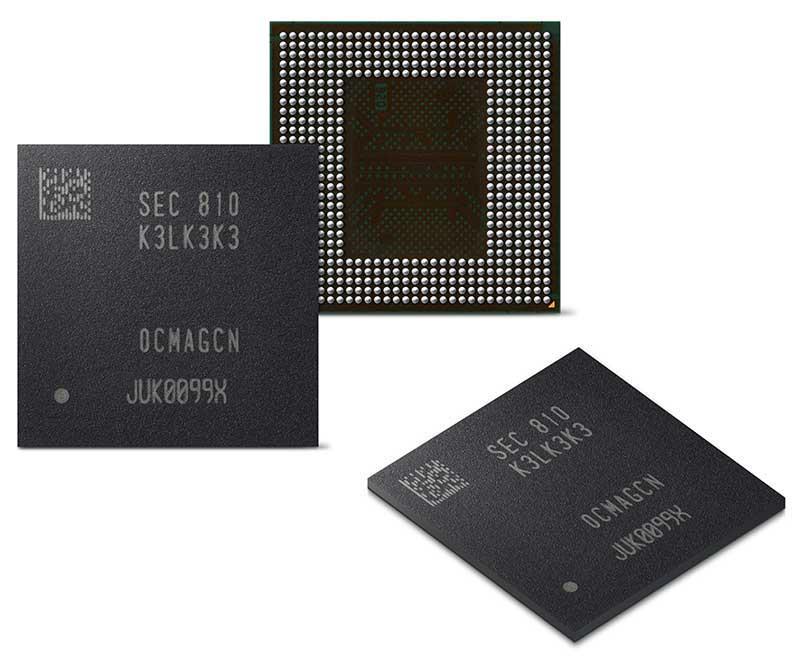حافظه LPDDR5 برای اولین بار در سری گلکسی S10 میآید؟