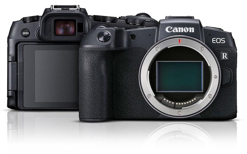 Canon EOS RP ارزانترین بدون آینه فولفریم فقط 1,299 دلار