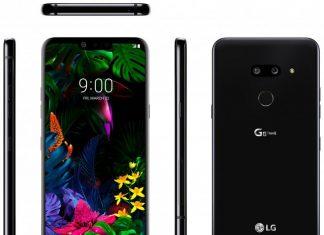 الجی: کل صفحهنمایش G8 ThinQ یک اسپیکر بزرگ است!