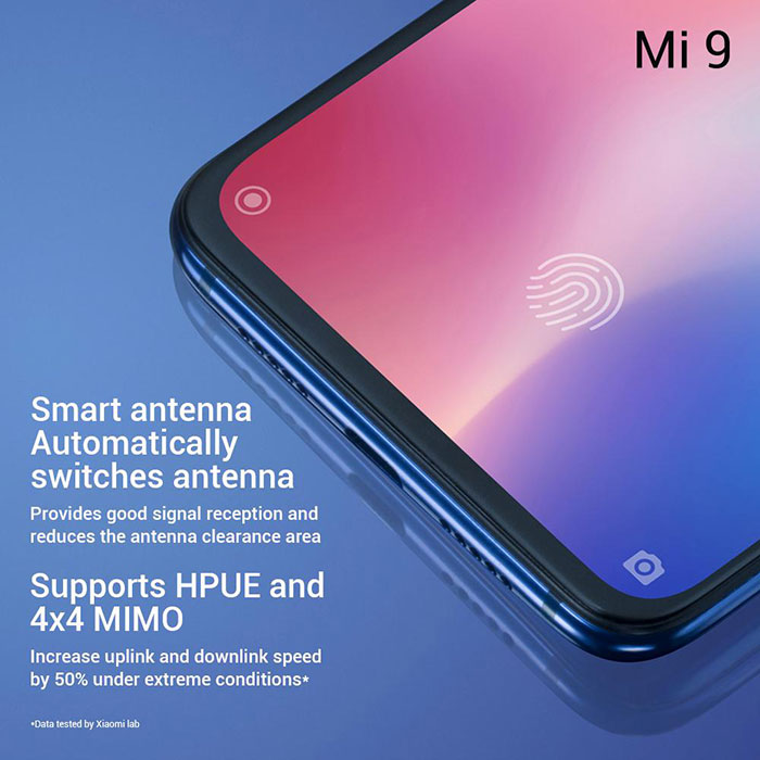 مشخصات و ویژگیهای Xiaomi Mi 9 رسما اعلام شد