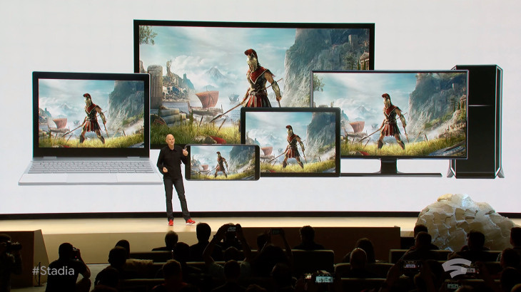 حداقل سرعت برای بازی با Google Stadia اعلام شد