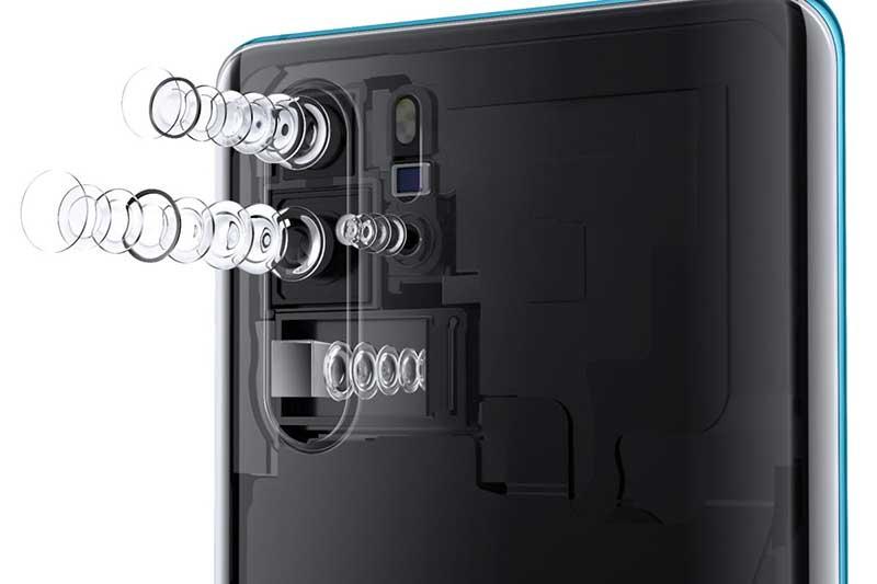 هواوی P30 Pro پیشرفتهترین دوربین موبایلی معرفی شد