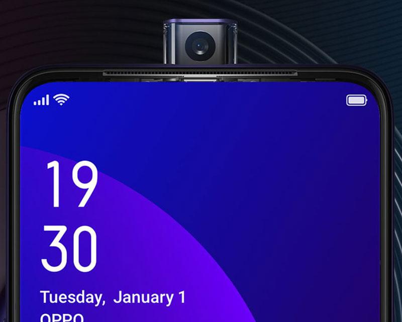معرفی Oppo F11 Pro با دوربین 48 و سلفی پنهان در بدنه!