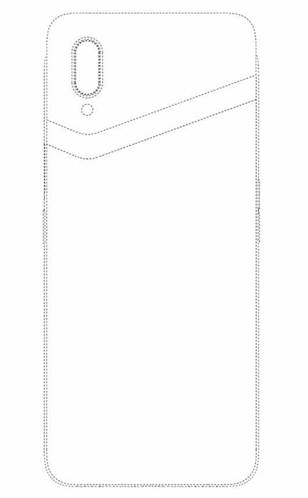 Oppo حق اختراع گونه تازهای از گوشی کشویی را ثبت کرد