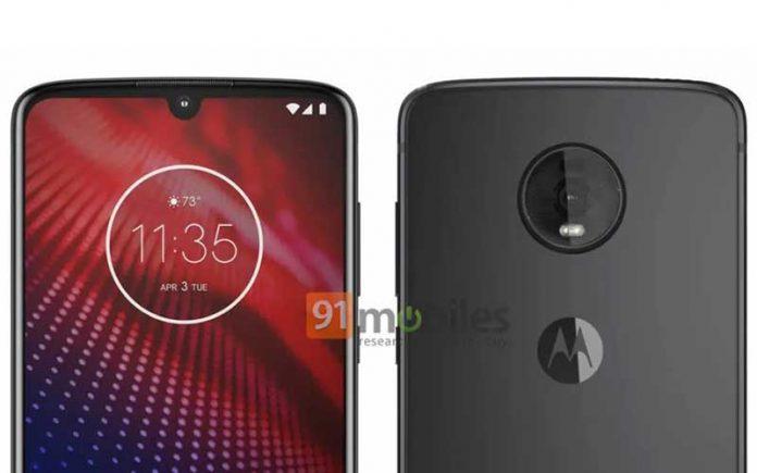 Moto Z4 با Snapdragon 675 و دوربین 48MP میآید