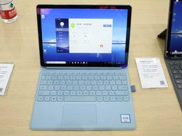 هواوی MateBook E2019 ویندوز 10 با Snapdragon 850