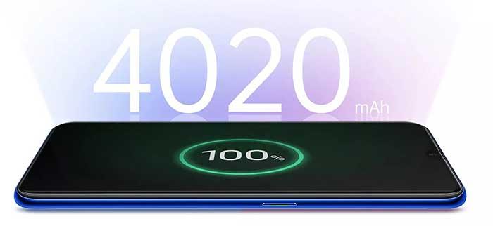Oppo A9 با پنل 6.53 اینچی و باتری 4,020mAh رونمائی شد