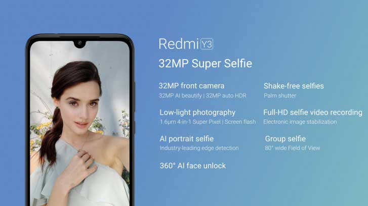Redmi Y3 و Redmi 7 ارزانقیمتهای جدیدی برای هند