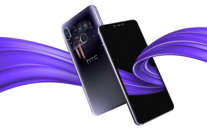 HTC U19e و +Desire 19 تجربههای جدید رده میانی HTC