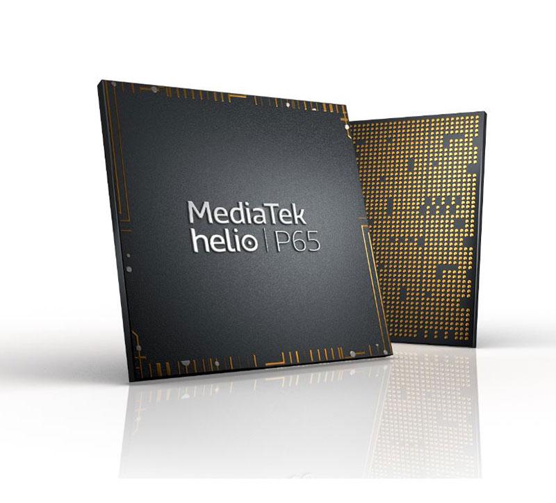 مدیاتک Helio P65 پردازنده رده میانی مدیاتک با هستههای A75
