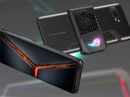 ROG Phone II معرفی هیولای دنیای بازی