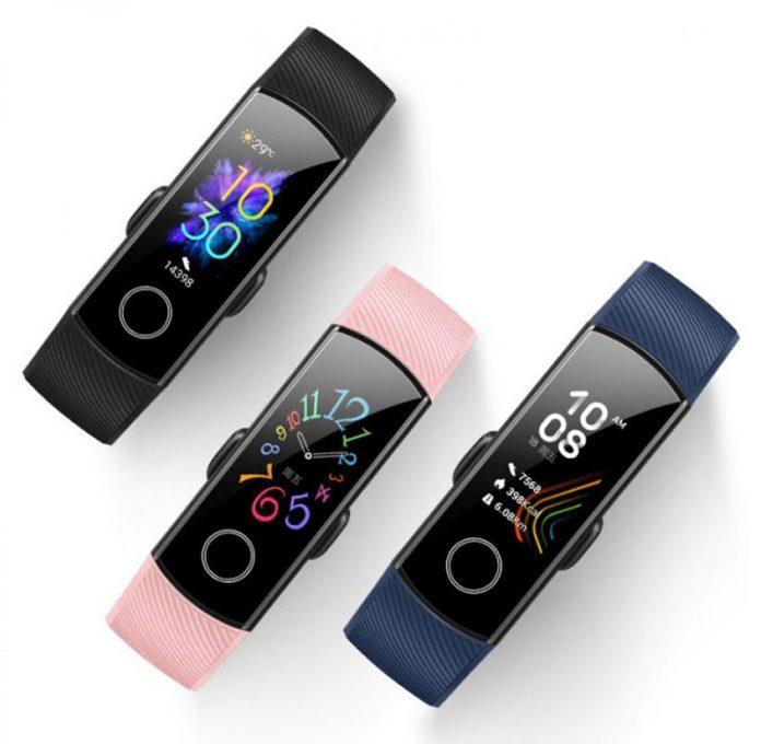 Honor Band 5 آمد: دستبند هوشمند از 28 دلار!