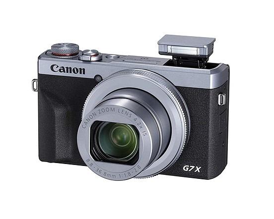 Canon G7 X III بدون آینهای با استریم مستقیم در یوتیوب