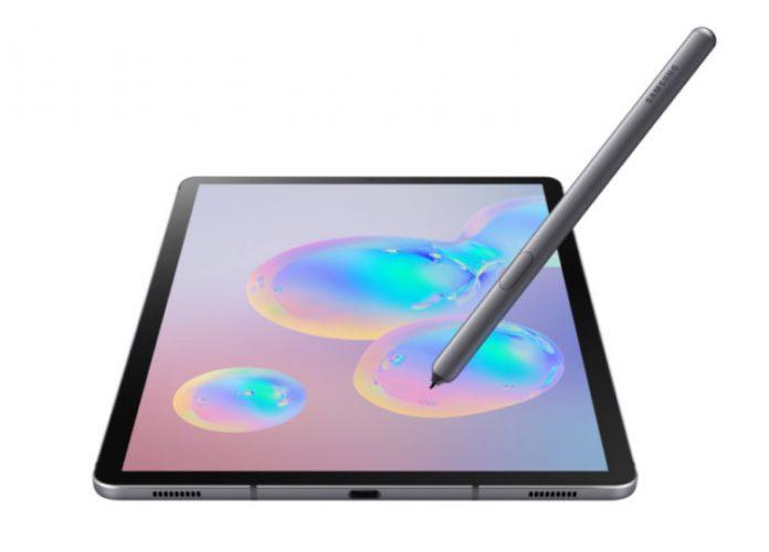 گلکسی Tab S6 آمد: قلم S Pen، دوربین دوگانه