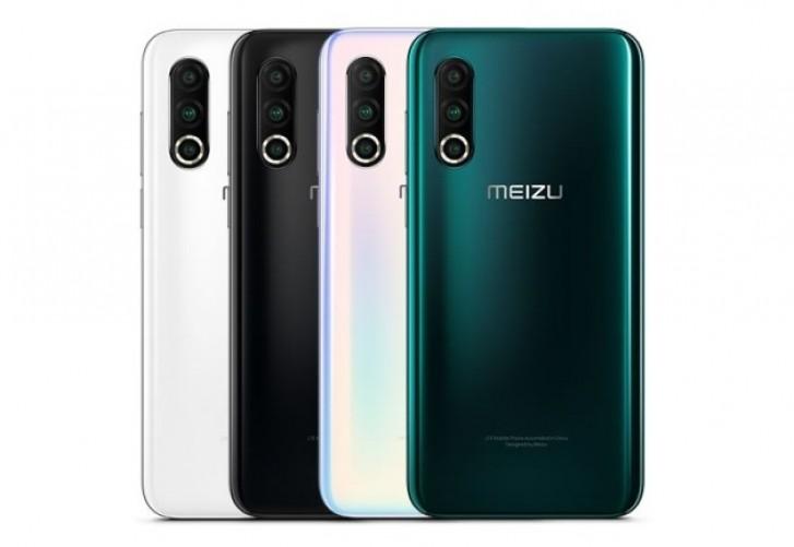 Meizu 16s Pro آمد: دوربین سهگانه، حافظه UFS 3.0