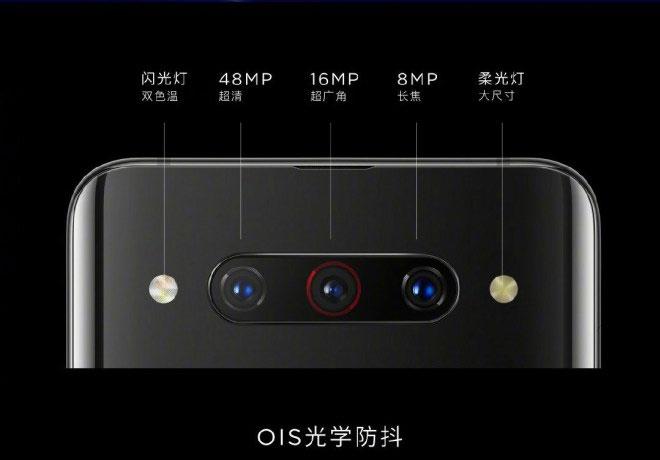 nubia Z20 با دو صفحهنمایش OLED و فیلمبرداری 8K!