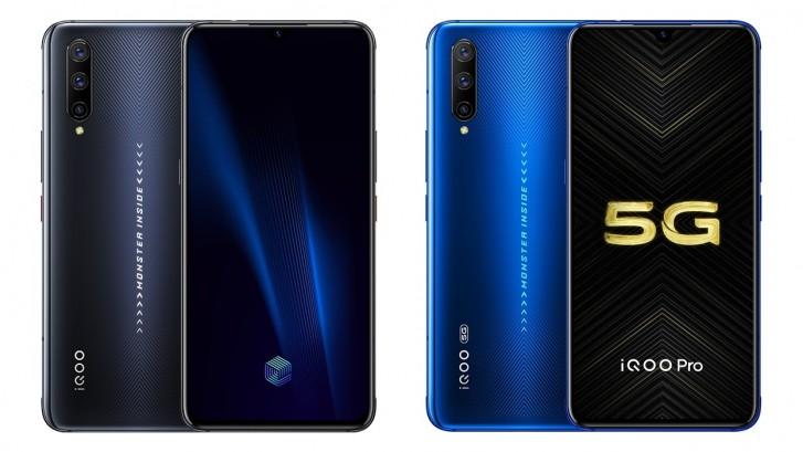Vivo iQOO Pro و Pro 5G آمدند گیمیگهای خوشقیمت