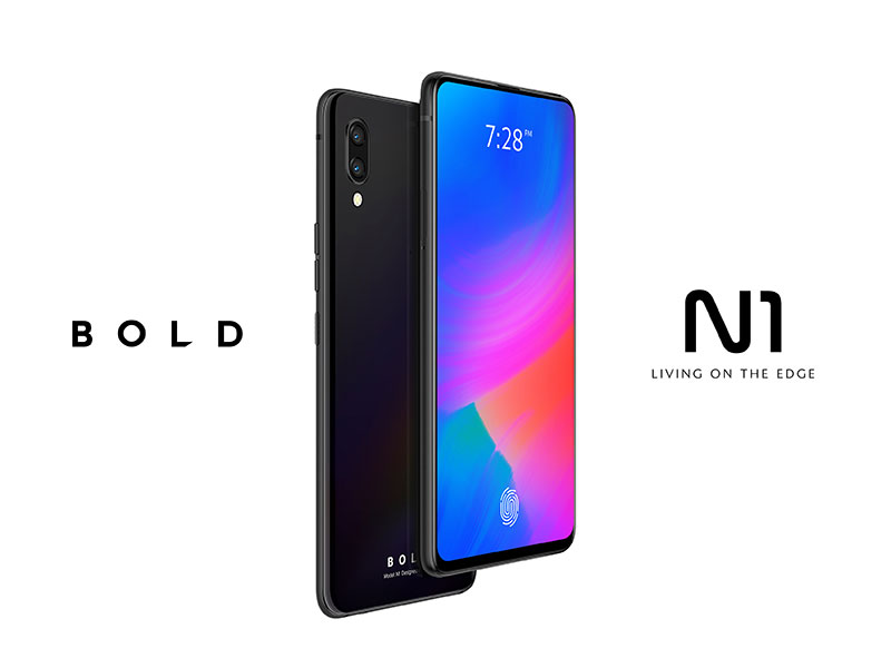 ٍBLU Bold N1 با سلفی پاپ و قیمت تنها 200 دلار!