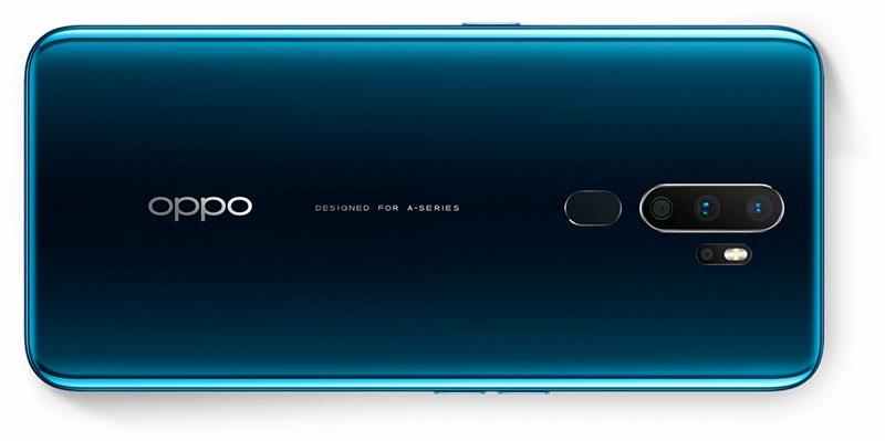 Oppo A9 2020 آمد: اسنپدراگون 665، دوربین چهارگانه