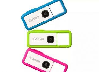 Ivy Rec دوربین کوچک جاکلیدی کانن فقط 130 دلار