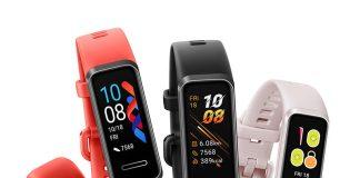 Huawei Band 4 دستبند هوشمند 30 دلاری با USB داخلی