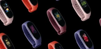 شیائومی Mi band 5 با قابلیت NFC در نسخه جهانی