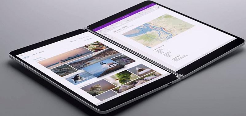 مایکروسافت سرفیس Neo با دو صفحهنمایش 9 اینچی