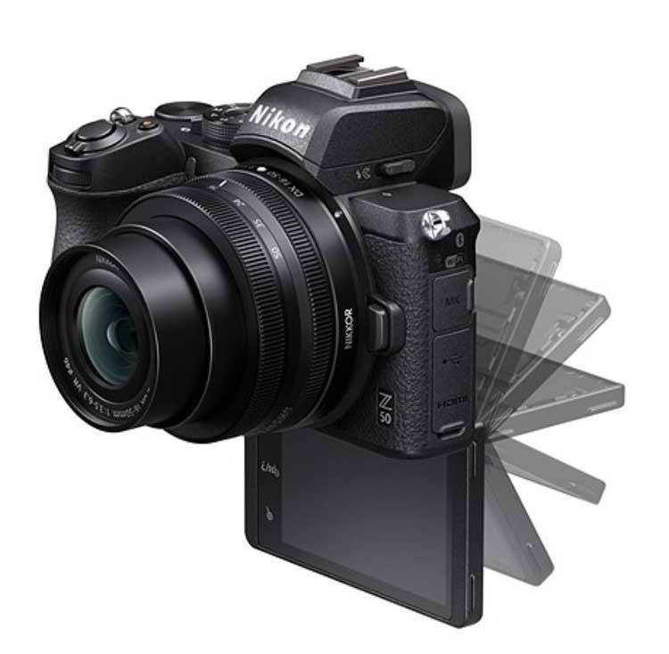 نیکون Z50 دوربین بدون آینه مینیاتوری با سنسور APS-C