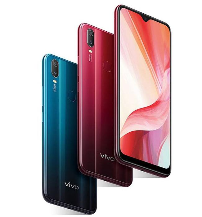 Vivo Y11 آمد: Snapdragon 439، باتری 5,000 فقط 130 دلار