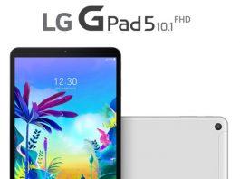 LG G Pad 5 10.1 تبلتی با پردازنده Snapdragon 821