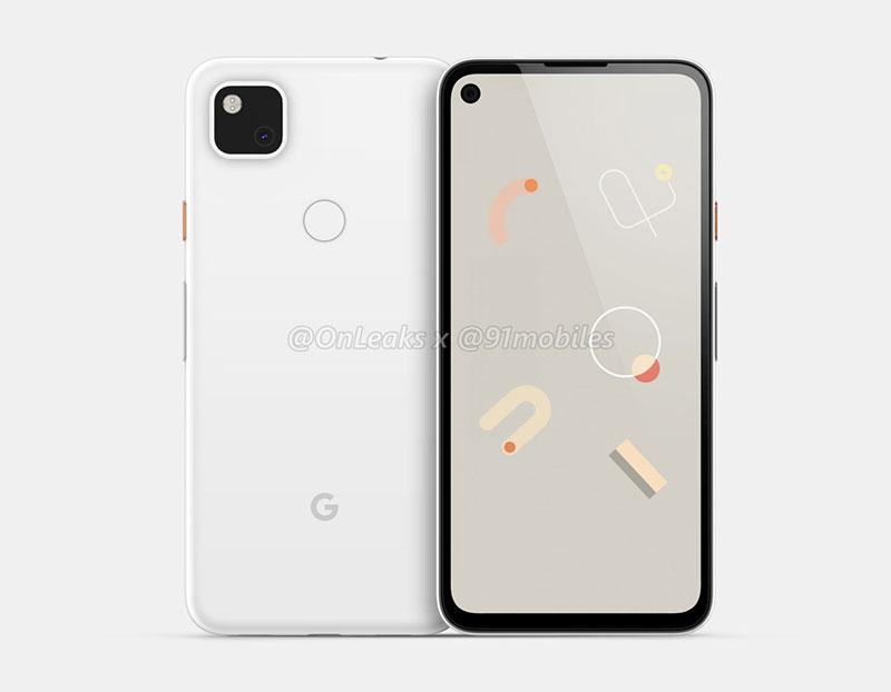 اولین تصاویر از Pixel 4a گوشی ارزانقیمت بعدی گوگل