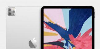 اولین تصاویر از خانواده iPad Pro 2020 با سه دوربین