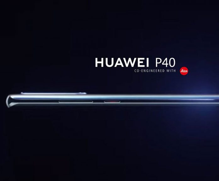 نخستین تصویر از Huawei P40 به بیرون درز کرد!