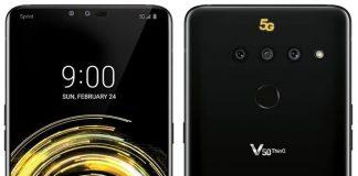 بهزودی منتظر LG V60 ThinQ با Snapdragon 865 باشید
