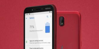 Nokia C1 اندروید Go با ارزانترین قیمت: 59 دلار!