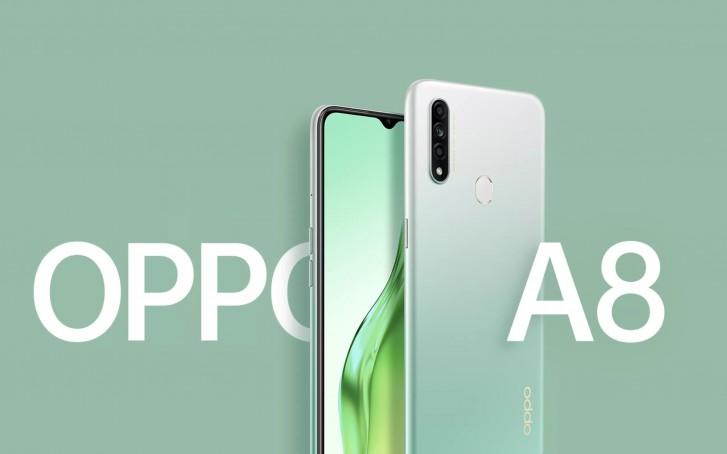 Oppo A91 و A8 میانههای جدید با چیپ مدیاتک