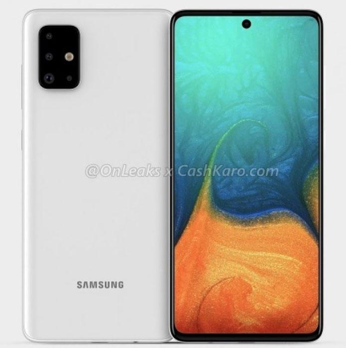 معررفی نسل جدید سامسونگ Galaxy A 2020 در 12 دسامبر