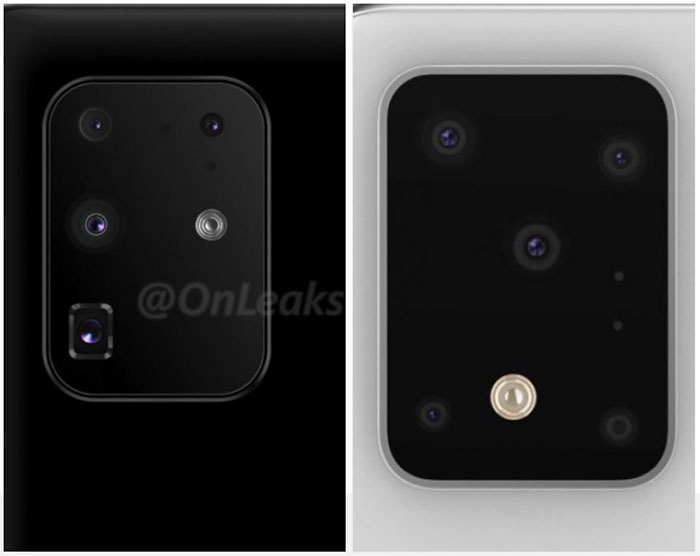 تصاویر واقعی دوربینهای سامسونگ S11