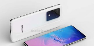 Galaxy S20 Ultra با دوربین 108 مگاپیکسلی و 100x زوم!