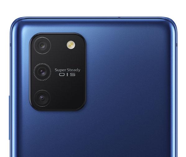 گلکسی S10 Lite معرفی شد: 6.7 اینچ، سه دوربین