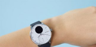 Withings ScanWatch ساعتی کلاسیک با امکان نوار قلب و SpO2