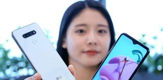 LG Q51 - ارزانقیمتی با صفحهنمایش 6.5 اینچی و Helio P22