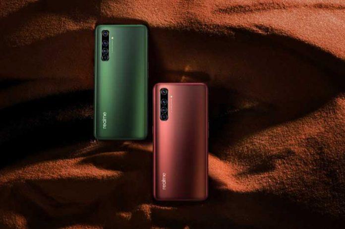 معرفی Realme X50 Pro 5G با اسنپدراگون 865 و 6 دوربین!