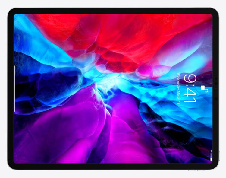 iPad Pro 12.9 و iPad Pro 11، با ترکپد و سنسور LiDAR