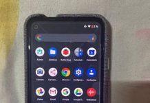 لبخند Google Pixel 4a به دوربین با ناچ و تک دوربین اصلی