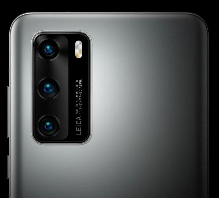 معرفی Huawei P40 در سه نسخه عادی، پرو و پرو پلاس