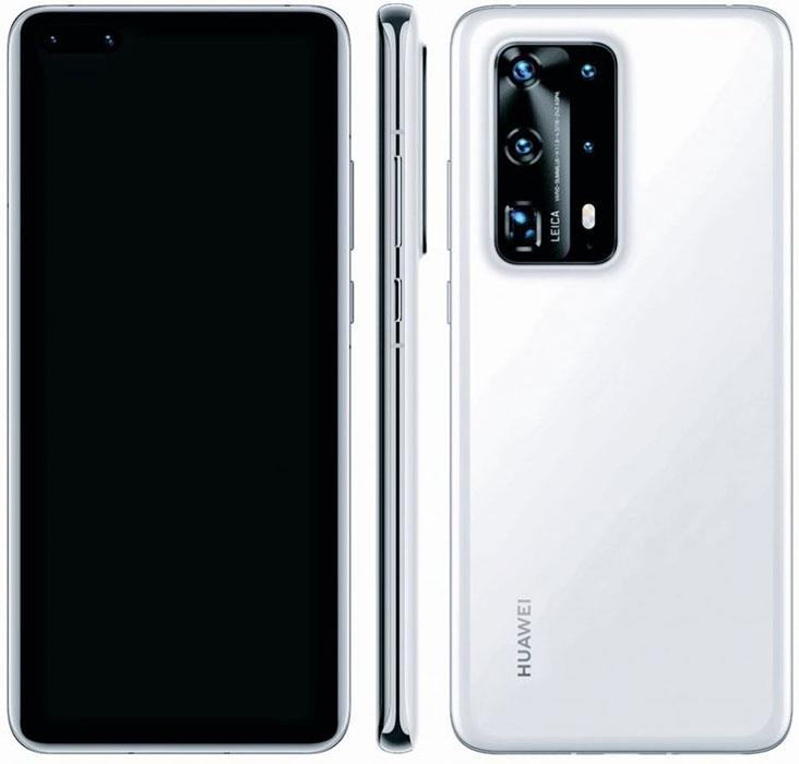 Huawei P40 Pro با با دوربین بزرگ سونی و دو دوربین زوم!